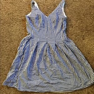 Nine West Gingham Dress